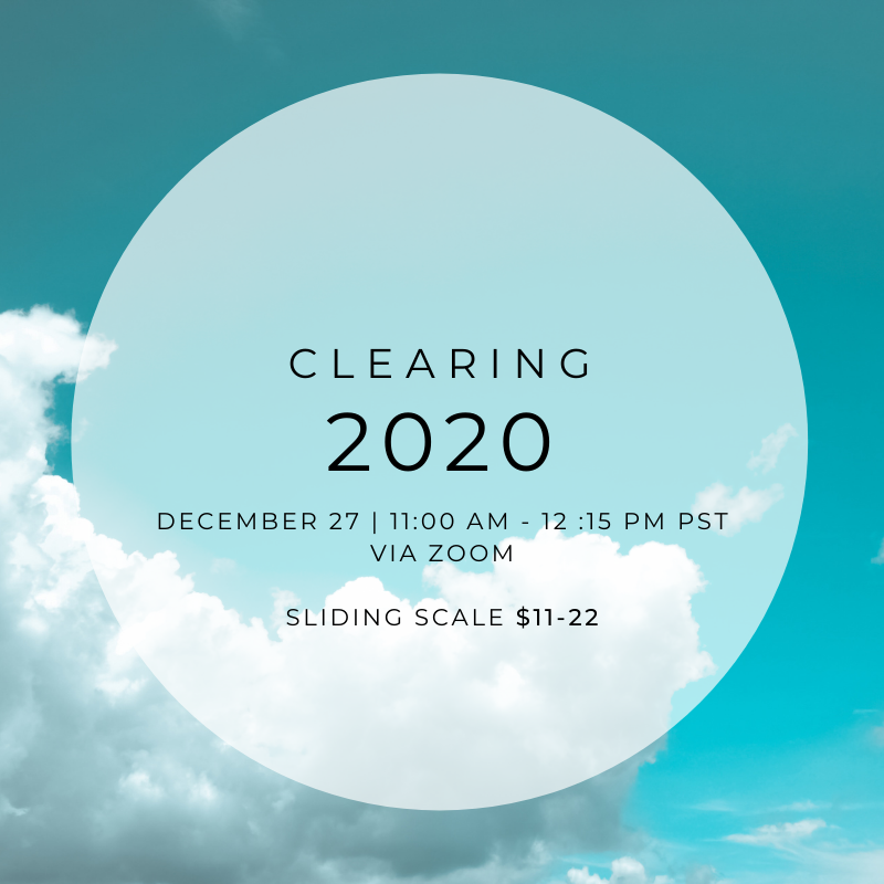 Clearing 2020